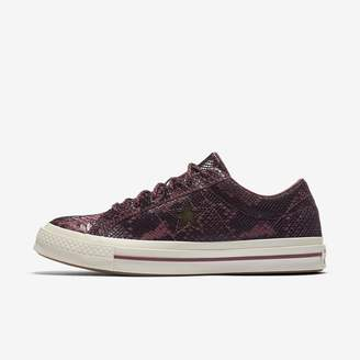 Converse One Star Full Gator Low Top Unisex Shoe