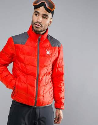 Spyder Geared Ski Coat