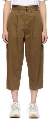 Chimala Brown Farmers Work Trousers
