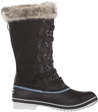 L.L. Bean L.L.Bean Women's Faux Fur Waterproof Rangeley Pac Tall Insulated Boots