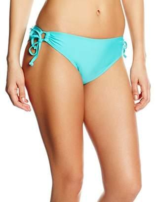 Nautica Women's Signature Tunnel Side Swimsuit,(Manufacturer Size: 36)