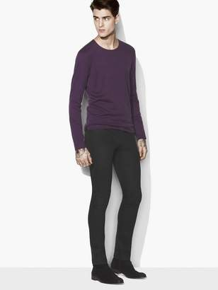 John Varvatos Artisan Crewneck Sweater