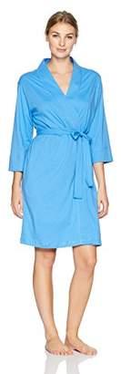 Jockey Women's Cotton Jersey Robe