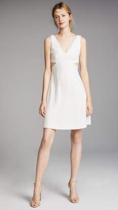 Theory Cutout Dress