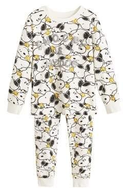 MANGO Long Snoopy pyjama
