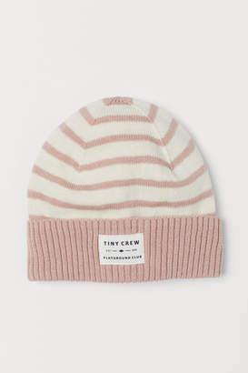 H&M Fine-knit hat