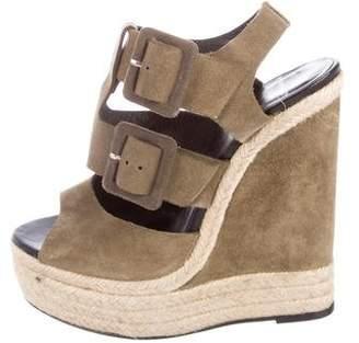 Pierre Hardy Espadrille Platform Sandals