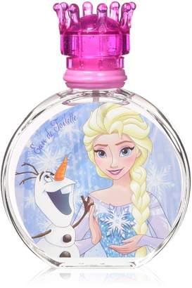Disney Frozen Eau de Toilette Natural Spray for Women, 3.4 fl. Oz.