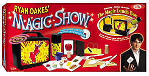 Ideal Toys Ideal Ryan Oakes 101-Trick Magic Show with Magic Lunch Box Set