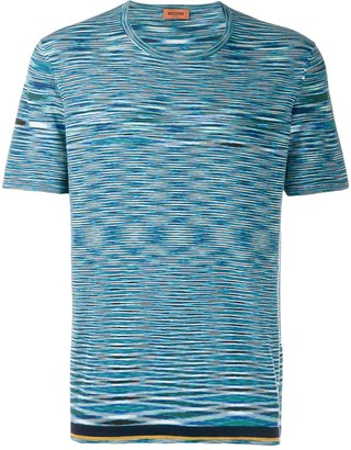 Missoni all-over print T-shirt