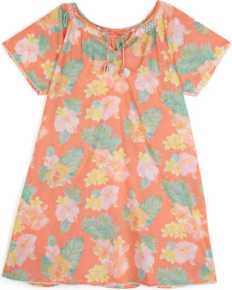 Sunuva Aloha kaftan dress