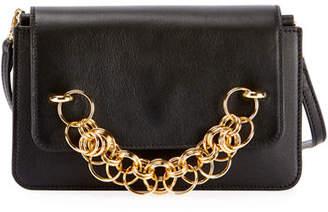 Chloé Drew Bijou Leather Clutch Bag
