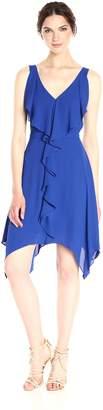 BCBGMAXAZRIA Azria Women's Jessica Flirty Dress
