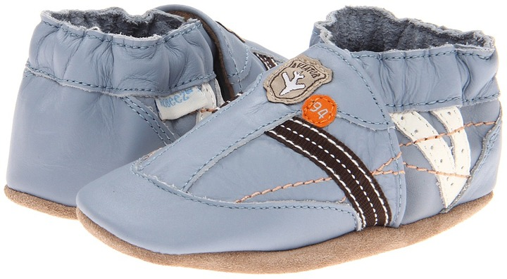 Robeez Aviator Soft Sole Boy Shoe