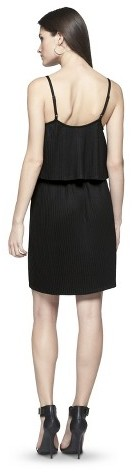 Mossimo Women's Pleated Knit Dress - Assorted Colors