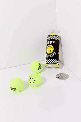 Urban Outfitters Chinatown Market X Smiley Exclusive Tennis Ball - Set Of 3