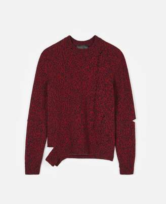 Stella McCartney Distressed Sweater, Men's
