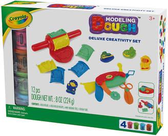 Crayola Deluxe Creativity Set Modeling Dough Kit