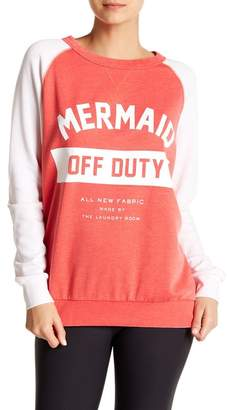 The Laundry Room Mermaid Off Duty Cozy Jumper