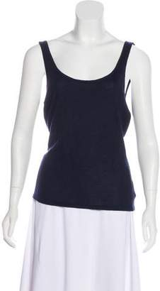 Ralph Lauren Black Label Cashmere Sleeveless Top w/ Tags