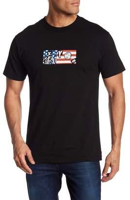 Volcom Y.A.E. Flag Tee