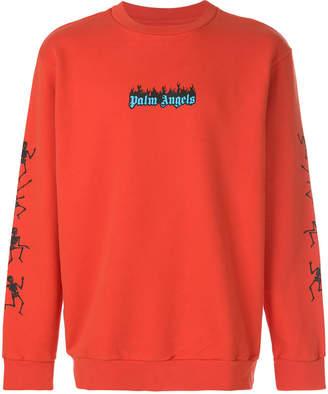 Palm Angels Dance of Death sweatshirt