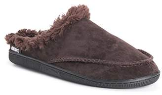 Muk Luks Men's Faux Suede Clogs Slipper