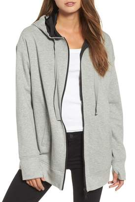 Kenneth Cole New York REVERSIBLE OUTERWEAR HOODIE