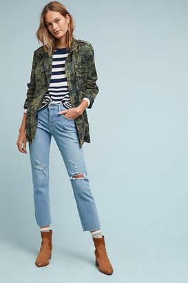 Levi's Mid-Rise Curvy Straight Jeans