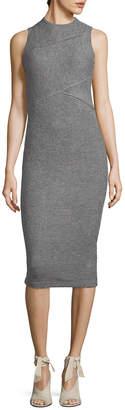 Plenty by Tracy Reese Ribbed Midi Dress