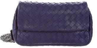 Bottega Veneta Intrecciato Small Chain Crossbody Bag