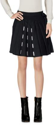 Diesel Black Gold Mini skirts