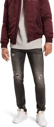 Tommy Hilfiger Distressed Low Rise Scanton Slim Fit Jean