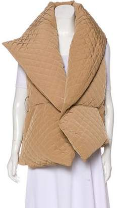 Thomas Wylde Quilted Down Vest