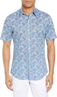 Zachary Prell Goelzer Regular Fit Sport Shirt