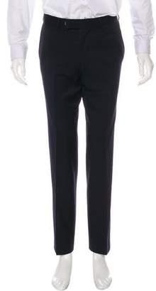 HUGO BOSS Boss by Virgin Wool Dress Pants