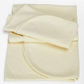 Tane Organics Ecru Essential Swaddle Blanket