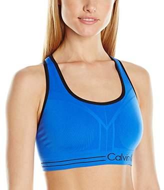 Calvin Klein Women's Impact Reversible Bra Top