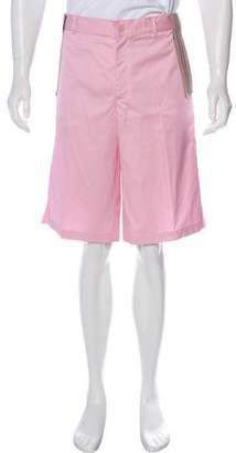 Givenchy Flat Front Shorts w/ Tags