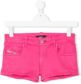 Diesel TEEN denim shorts