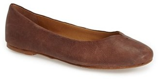 Women's Lucky Brand 'Finorah' Flat (Women) $68.95 thestylecure.com