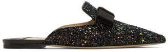 Jimmy Choo SSENSE Exclusive Multicolor Galaxy Flat Loafers