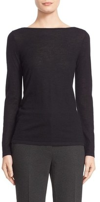 Women's Nordstrom Signature And Caroline Issa Cashmere Sweater $320 thestylecure.com