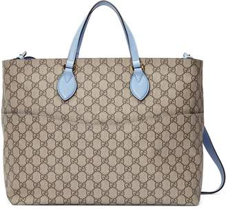 Soft GG Supreme diaper bag $1,890 thestylecure.com
