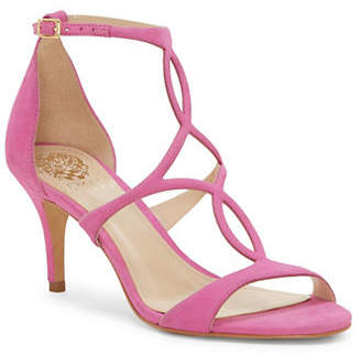 Vince Camuto Payto Stiletto Heel Leather Sandals