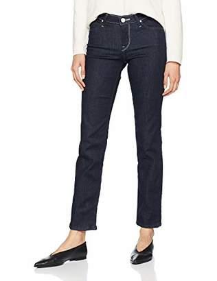 683297e73af Lee Women's Marion Straight Jeans,W32/L35