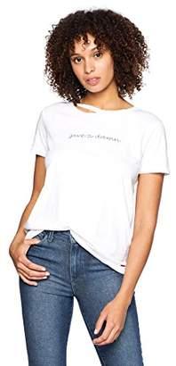 N. PHILANTHROPY Women's Harlow Casual Short Sleeve Tee Shirt