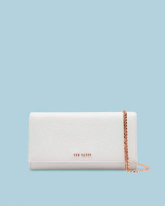 Ted Baker FIOLA Leather cross body matinee wallet