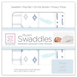 Swaddle Designs Muslin Blankets