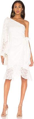 Keepsake Retrospect Midi Dress